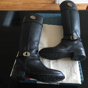c0446acf0 Tory Burch Shoes - Tory Burch Teresa Riding Boot